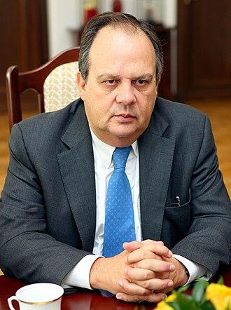 João Soares (politician) - Image: João Soares Senate of Poland
