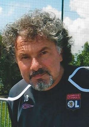 Joël Bats - Bats with Lyon in 2008