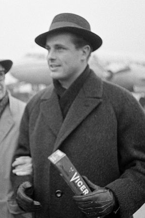 Joachim Hansen (actor) - Joachim Hansen in 1960