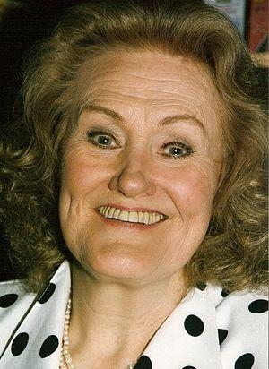 Joan Sutherland - Joan Sutherland in 1990