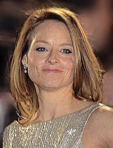 Jodie Foster - the cool, beautiful, sexy, enchanting, talented,  actress  with British, German, Irish, Scottish,  roots in 2017