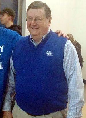 Joe B. Hall - Hall in October 2016
