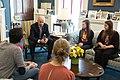 Joe Biden speaks with White House science fair participants.jpg