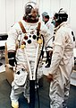 Joe Kerwin suits up for Skylab 2 mission.jpg