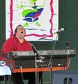Joey DeFrancesco on KeyB Duo organ.jpg