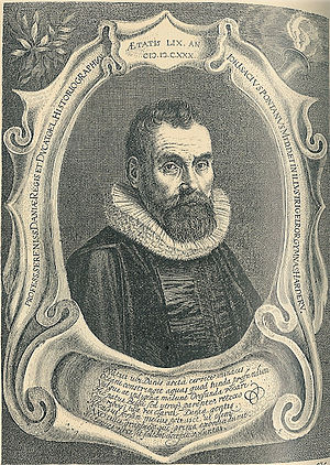 Johannes Isacius Pontanus - Joannes Pontanus