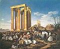 Johann Georg Christian Perlberg - The Koulouma - Athens 1834.jpg