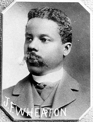 John Francis Wheaton - Wheaton, c. 1899