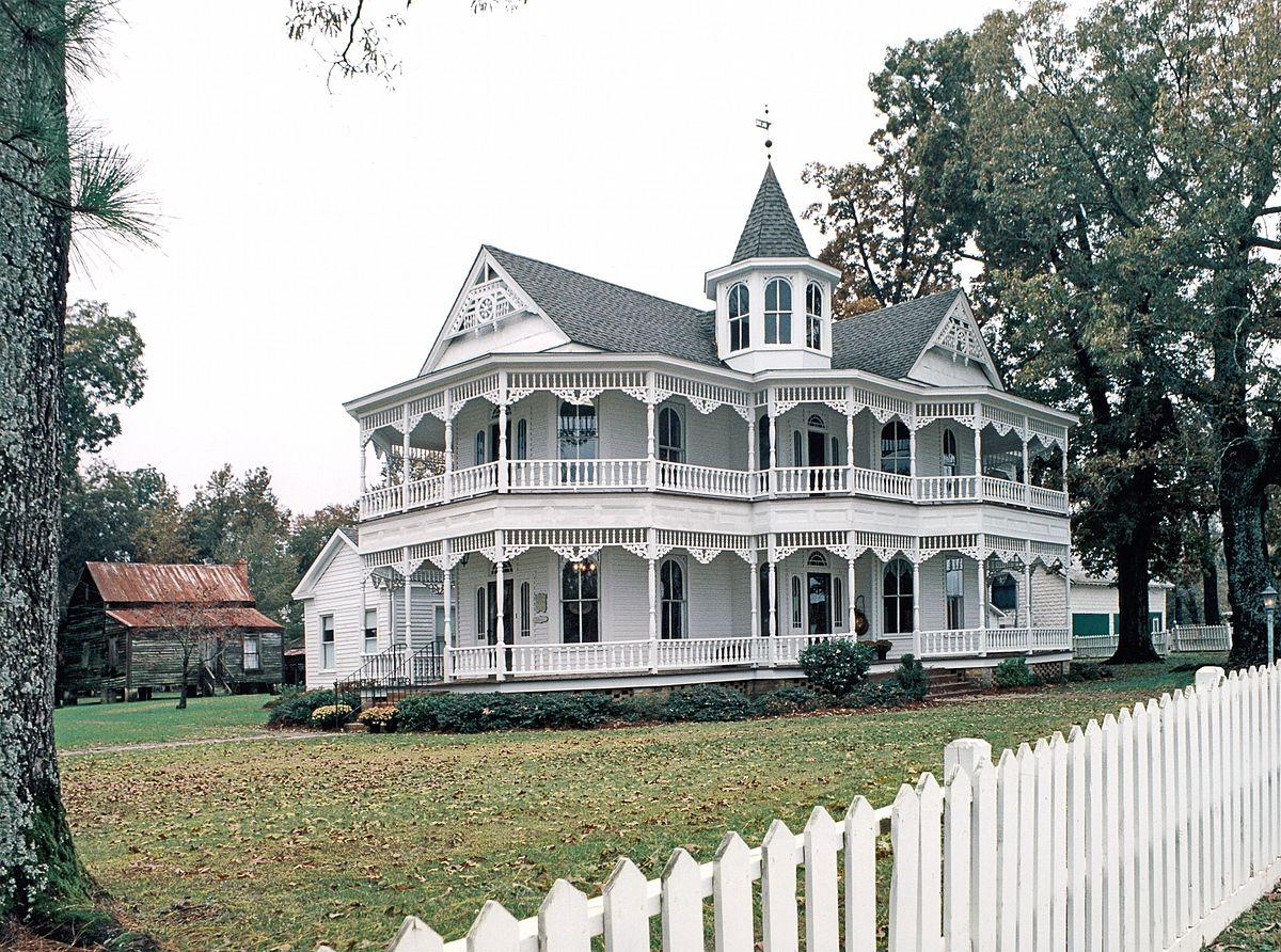 John blue house laurinburg north carolina wikipedia for The carolina house