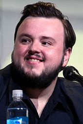 john bradley west plays the role of samwell tarly in television series