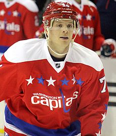 John Carlson (ice hockey) - Wikipedia 52c6f592eae