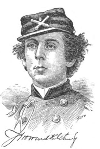 J. Howard Kitching - Sketch after his death
