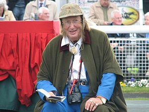 John McCririck - McCririck in 2006.