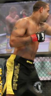 Jorge Santiago Brazilian mixed martial arts fighter