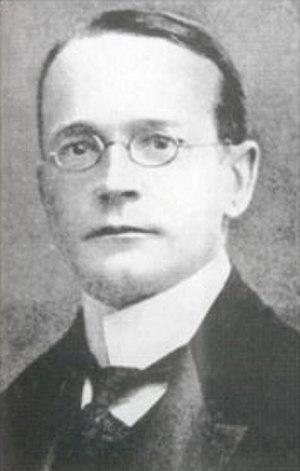 Joseph McCabe - Image: Joseph mccabe 1910