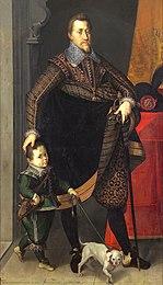 Emperor Ferdinand II.