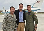 Joseph Lengyel, Tom Bossert and Jeffrey Hughes 170925-Z-CD688-191 (37286448896).jpg