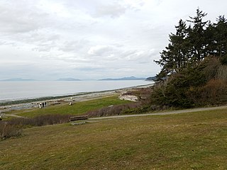 Joseph Whidbey State Park Protected area