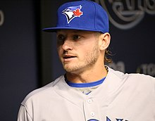 964dcb9e406 2016 Toronto Blue Jays season - Josh Donaldson ended April tied for the  American League lead