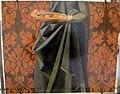 Josse lieferinxe, visitazione e s.lucia sul retro, 1500 ca., 02.JPG