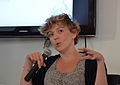 Journée Wikipédia, objet scientifique 2013Carol Ann O Hare 2.JPG