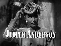 judith anderson psychologist