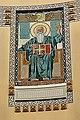 Jugendstil Mosaic St Matthew - Friedhofskirche zum Heiligen Karl Borromäus - Max Hegele - Vienna.jpg