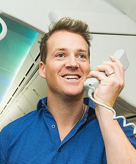 Jules Lund Australian television and radio broadcaster (born 1979)