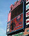 Jumbotron at Citizens Bank Park (2372035264).jpg