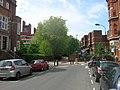 Junction of Gunterstone Road W14 and Gliddon Road W14 - geograph.org.uk - 1288508.jpg