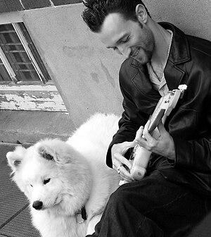 JW-Jones - JW Jones playing guitar.