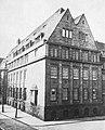 Köln - Hansaring Museum für ostasiatische Kunst, Franz Brantzky Architekt, Adolf-Fischer-Straße (rechts) und Gereonswall (links), 1914, RBA.jpg