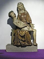 a comparison of pieta 1 and the other pietas of michelangelo Molly's portfolio search this site  vesperbild does not supply the same instantaneous gratification as other pietas,  pieta michelangelo.