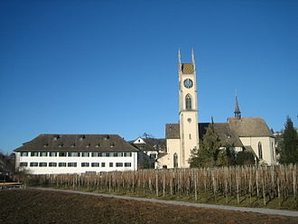 Küsnacht - Church and seminary (2008)