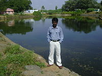 KALLAPPULIYUR POOL WITH ANANDHAKUMAR M.JPG