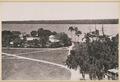 KITLV - 12656 - Outside club Fort Zeelandia in Paramaribo - circa 1899.tif