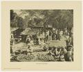 KITLV - 29365 - Demmeni, J. - Market at Payakumbuh, Sumatra - circa 1910.tif