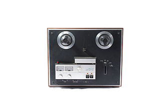 KLH (company) - Model 41 Reel-to-Reel Tape Deck