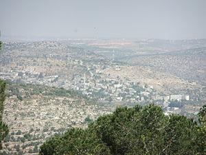 Kafr Ein - View of Kafr Ein, 2012