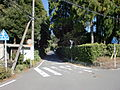 Kagoshima prefectural road 291 End point.JPG
