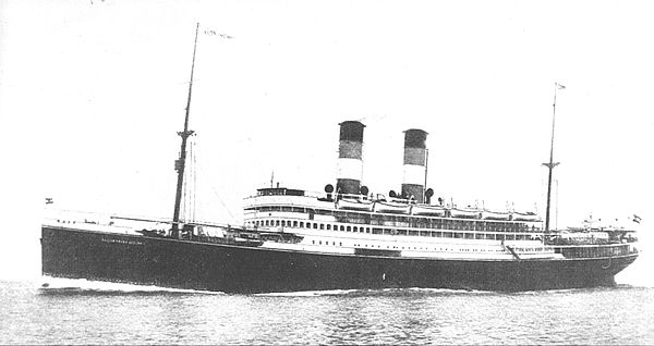 The SS Kaiser Franz Joseph I (12,567 t) of the Austro-Americana company was the largest passenger ship ever built in Austria. Because of its control over the Littorals and much of the Balkans, Austria-Hungary had access to several seaports. KaiserFranzJoseph Schiff.jpg