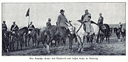 Kaiser Wilhelm II und Theodore Roosevelt