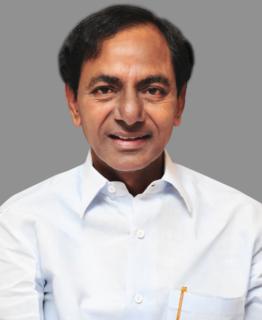 K. Chandrashekar Rao Chief Minister of Telangana