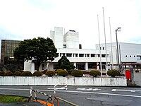 Kaminoyama city hall.JPG