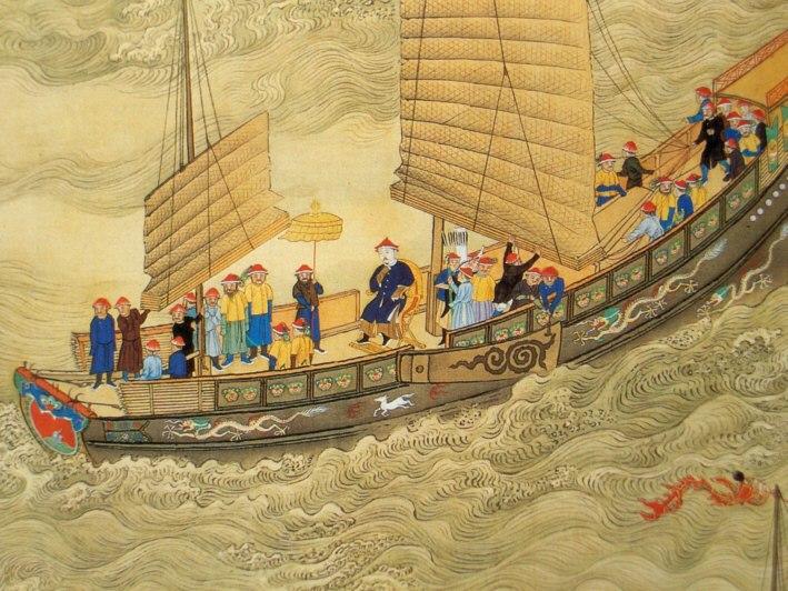 Kangxi-Reise