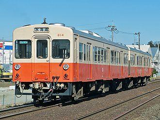 Jōsō Line - Image: Kantetsu 310wiki