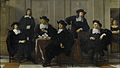Karel Dujardin - The Regents of the Spinhuis and the Nieuwe Werkhuis in Amsterdam.jpg