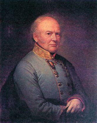 Count Karl Ludwig von Ficquelmont - Image: Karl von Ficquelmont
