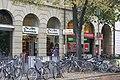 Karlsruhe, Geschäft am Bahnhofplatz.JPG