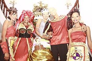 Haitian Carnival - Carnival 'Royalty' in Port-au-Prince